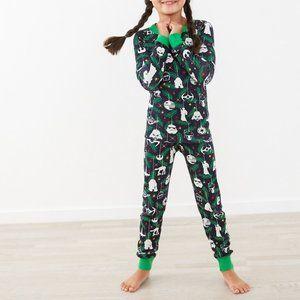 Hanna Andersson Star Wars Long John Pajamas 5